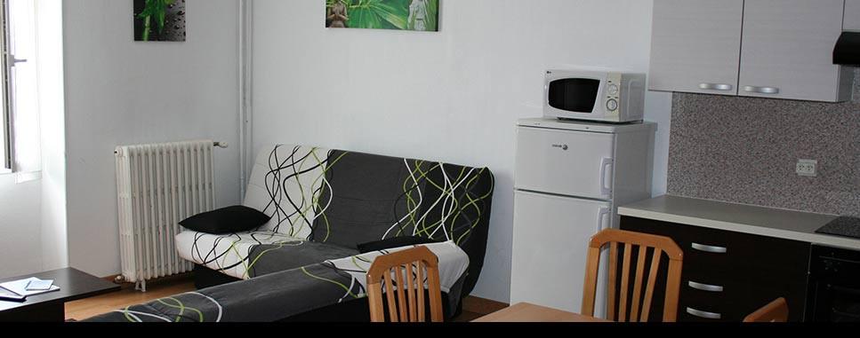 location studio t1 t2 t3 meubl dax appart hotel le tuc d eauze. Black Bedroom Furniture Sets. Home Design Ideas